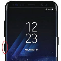 Image result for galaxy s8 bixby